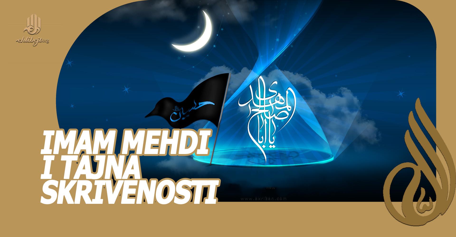 Imam Mehdi i tajna skrivenosti