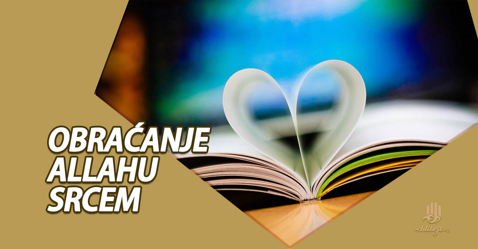 Obraćanje Allahu srcem