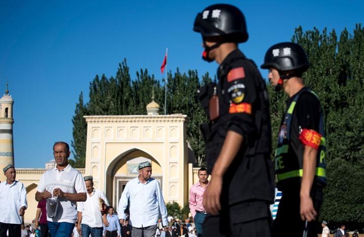Kinezi ruše džamije?