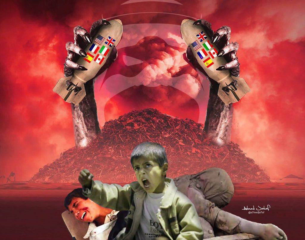#YemenForgottenWar