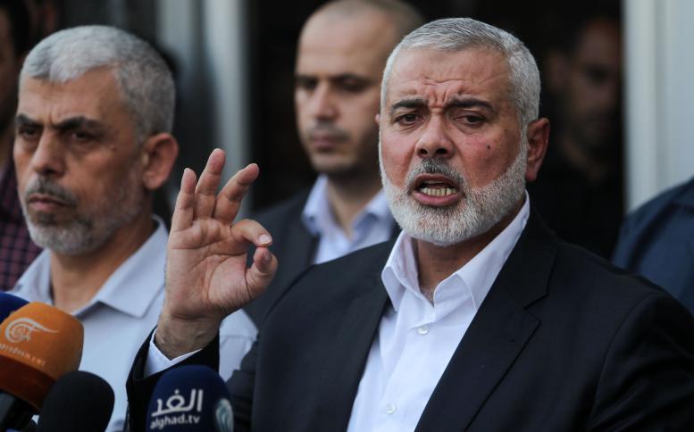 Saudijske novine proglasile vođe palestinskog otpora teroristima
