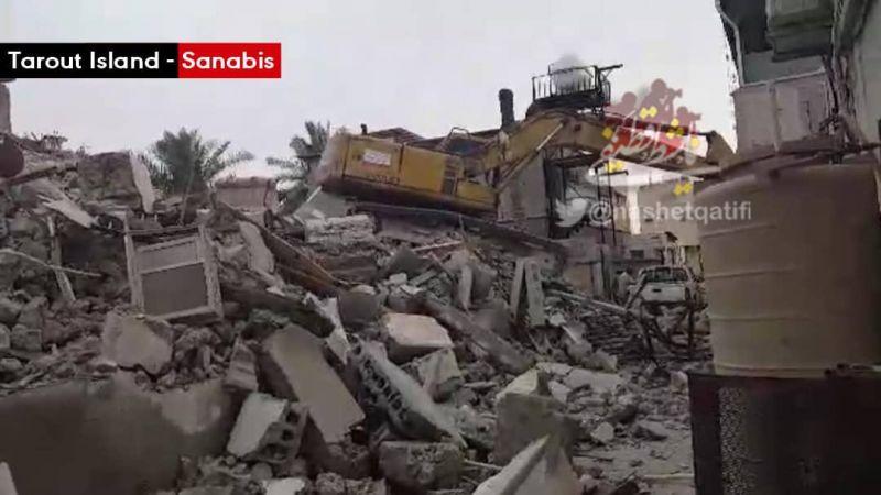 Saudijske snage uništile više naselja u Sebanisu i protjerale mještane