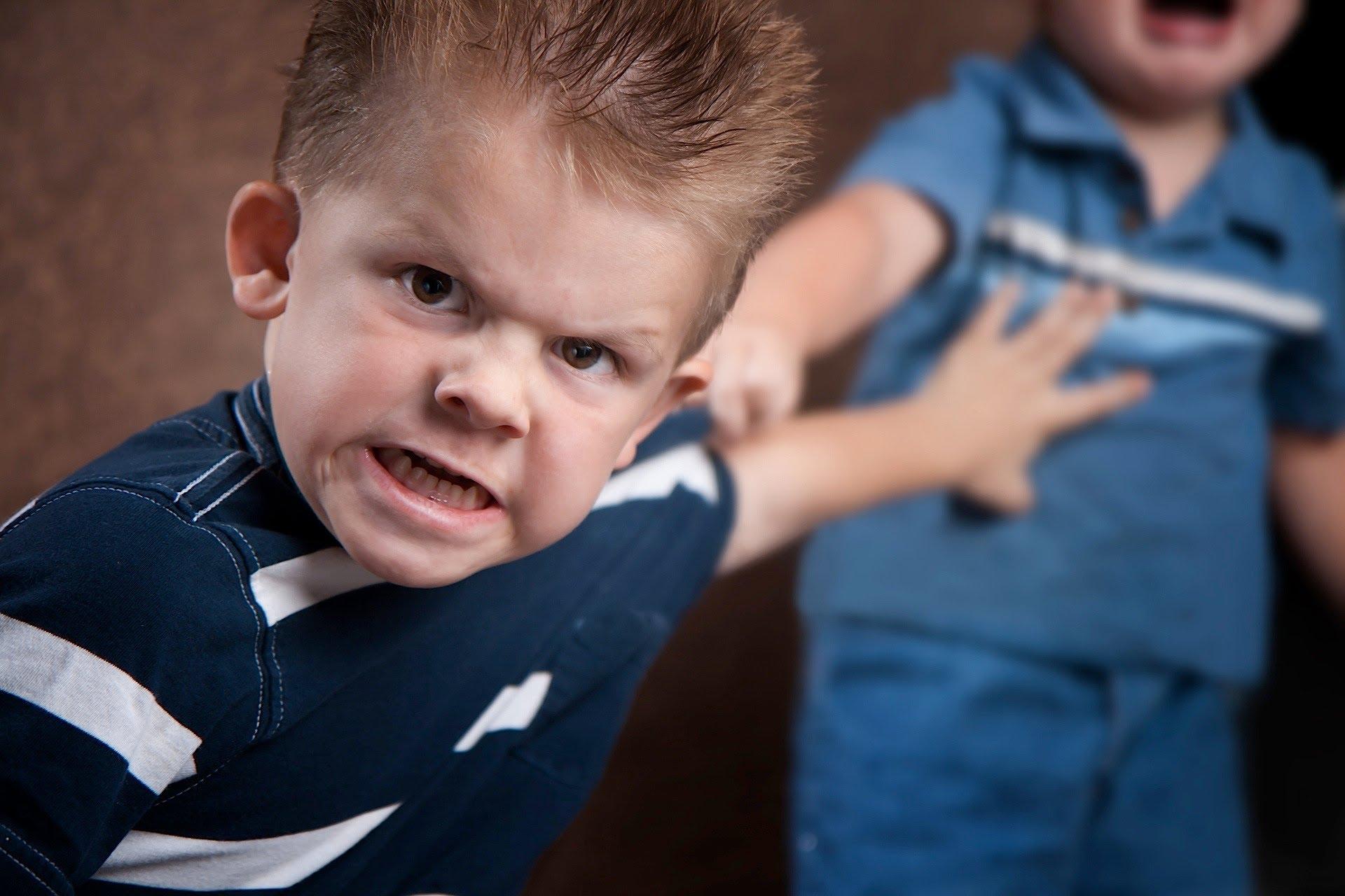 Neuobičajene dječije emocije