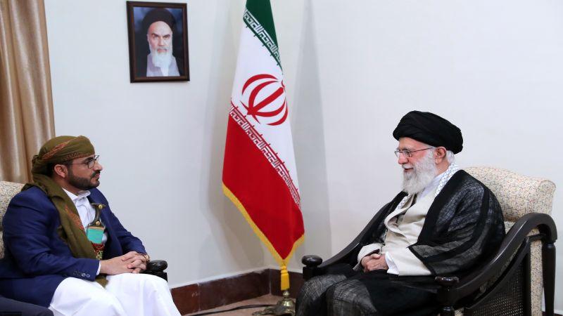 Glasnogovornik i delegacija Ensarullaha iz Jemena sastali se sa ajetullahom Hameneijem