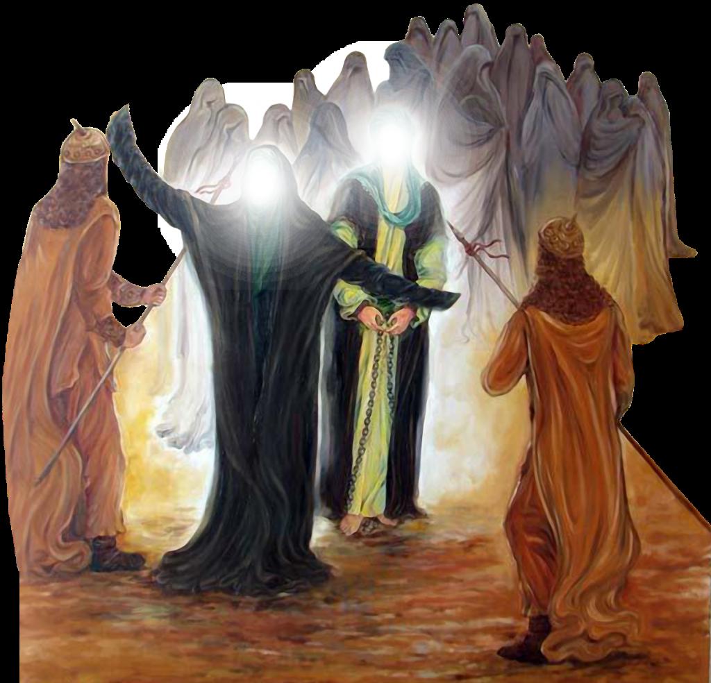 Govor hazreti Zejneb u Šamu