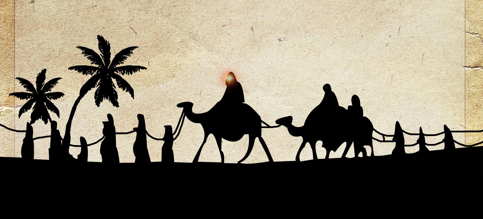 Zarobljenici iz Poslanikove porodice na putu prema Šamu