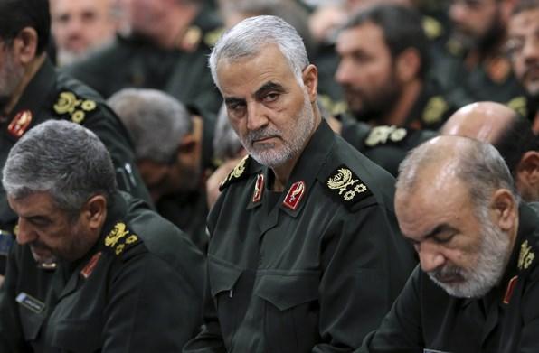 Sprječavanje arapsko-hebrejskog plana za atentat na generala Sulejmanija