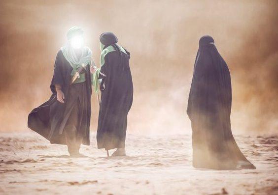 Oproštaj s Imamom Sedždžadom, a.s.