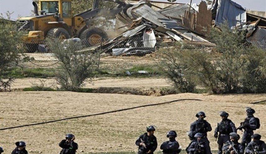 Uništenje palestinskog sela po sto šezdeset i osmi put!