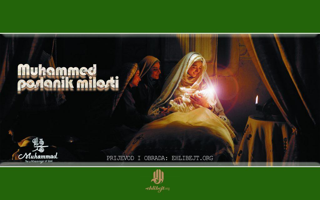 Muhammed Poslanik milosti (film sa prevodom)