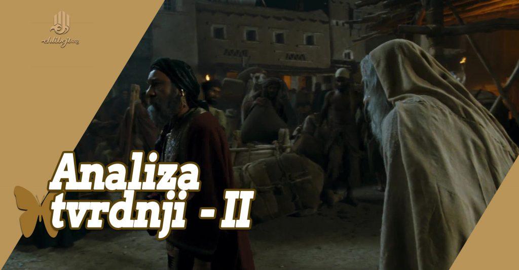 Analiza tvrdnji onih koji vjeruju u nevjerstvo Ebu Taliba (II)