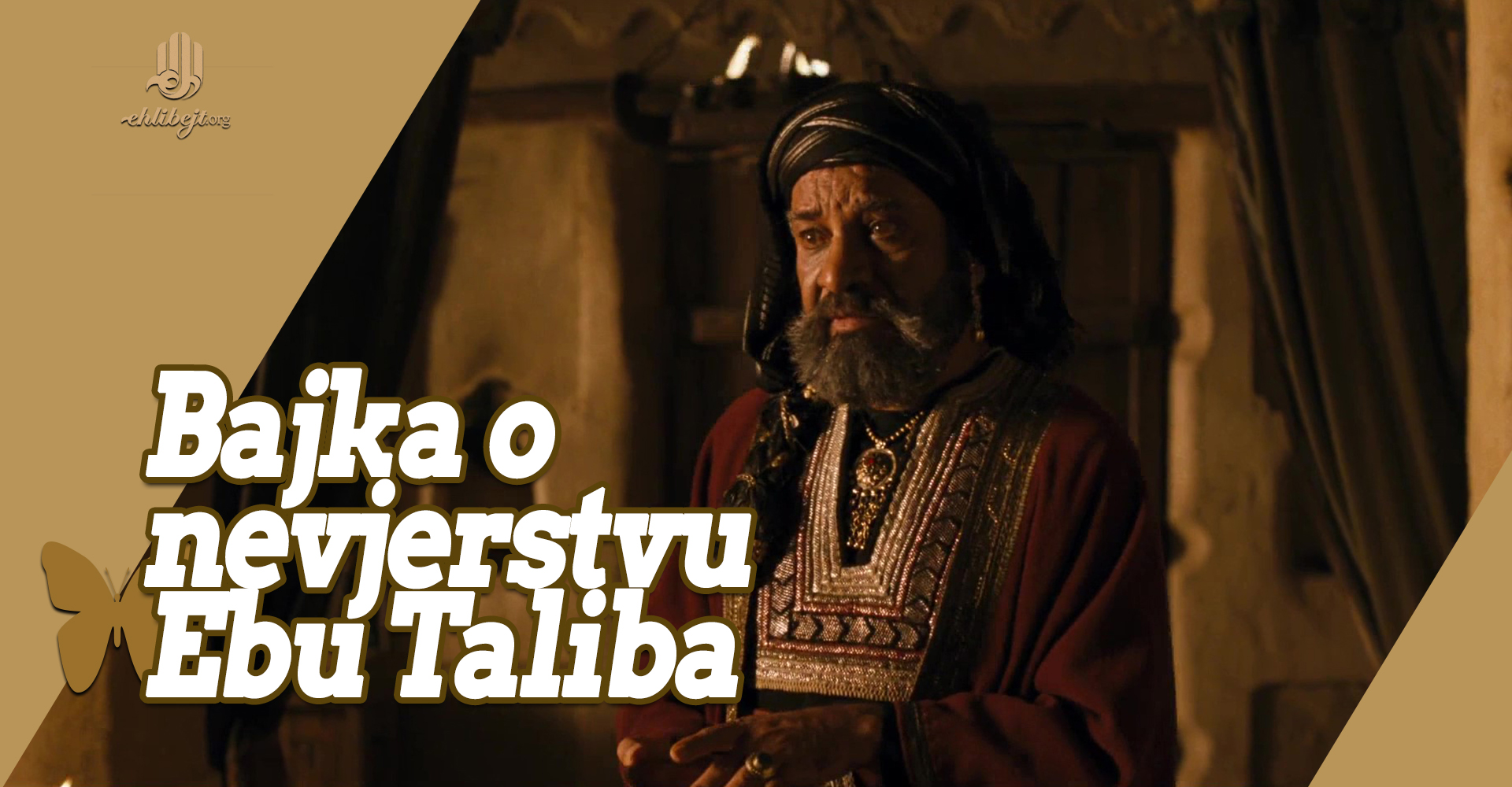 Bajka o nevjerstvu Ebu Taliba, r.a.
