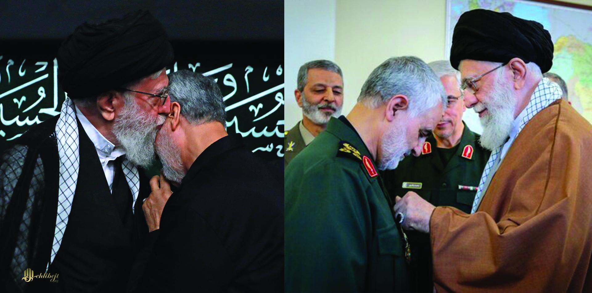 Poruka imama Hameneija povodom šehadeta generala Soleimanija i Ebu Mehdija El-Muhendisa