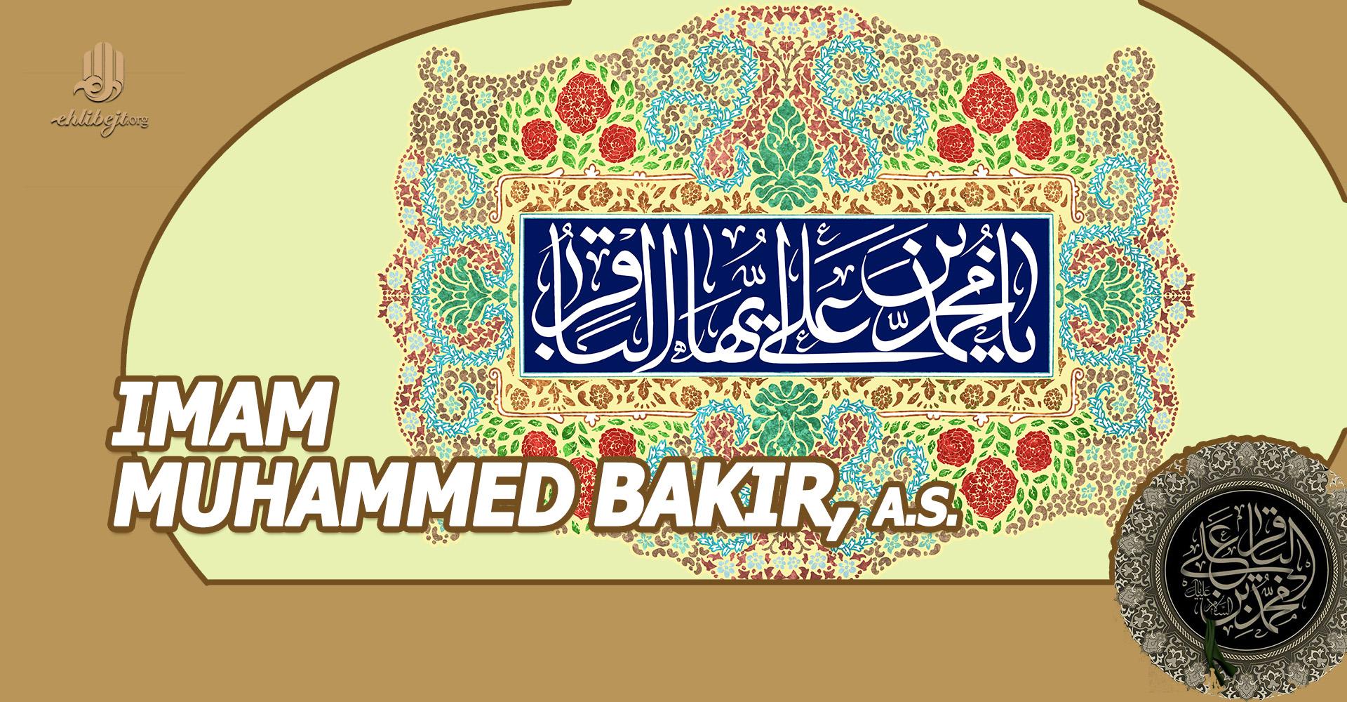 Imam Muhammed Bakir, a.s.