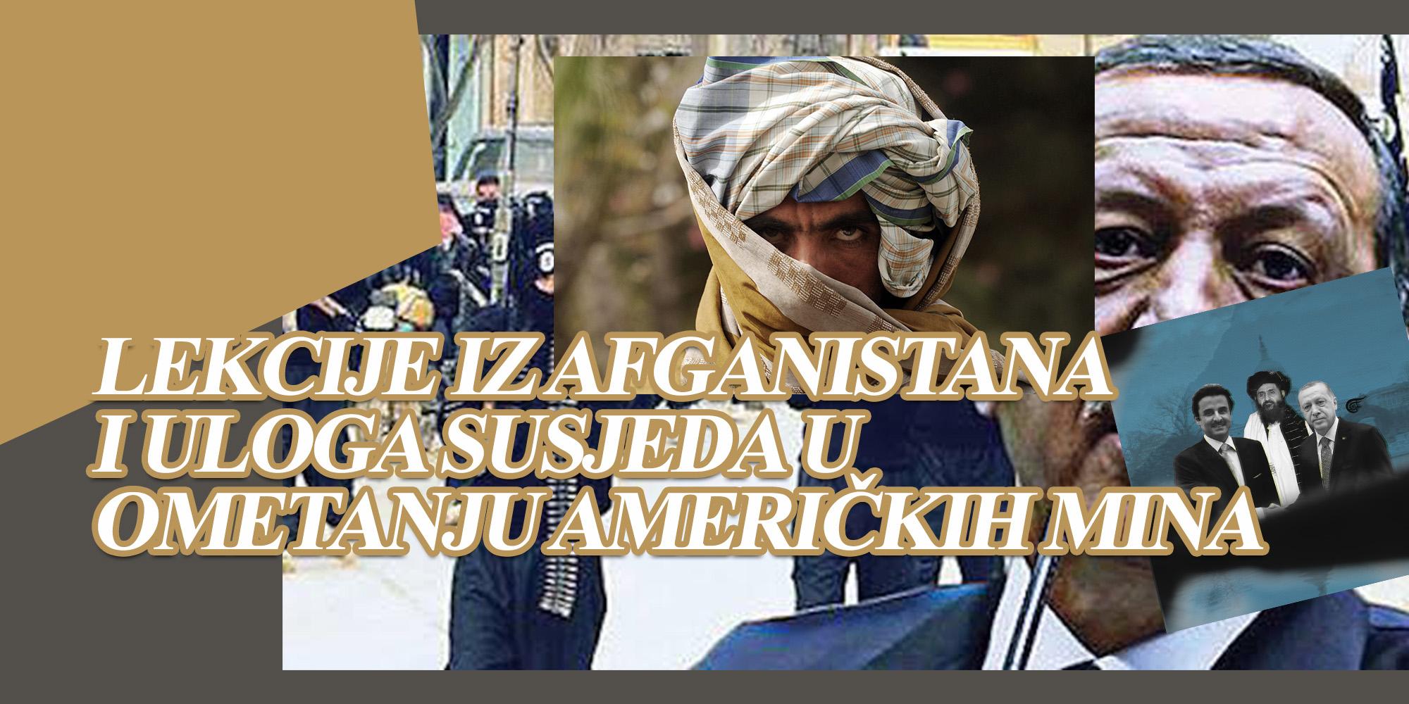 Lekcije iz Afganistana i uloga susjeda u ometanju američkih mina